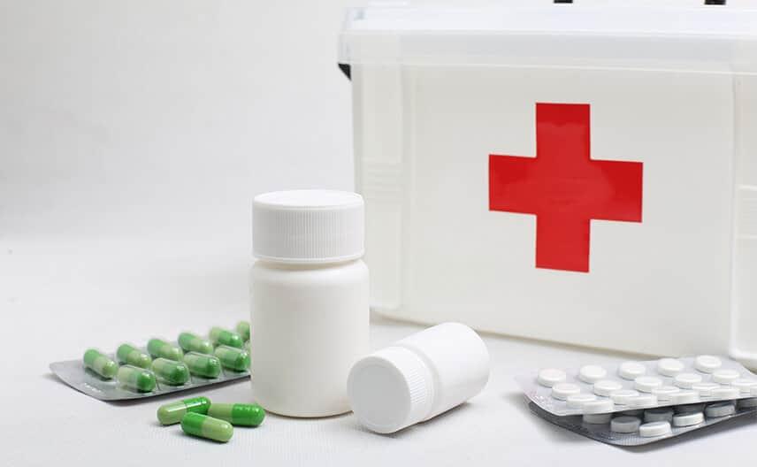 Изхвърляне на лекарства с изтекъл годен срок